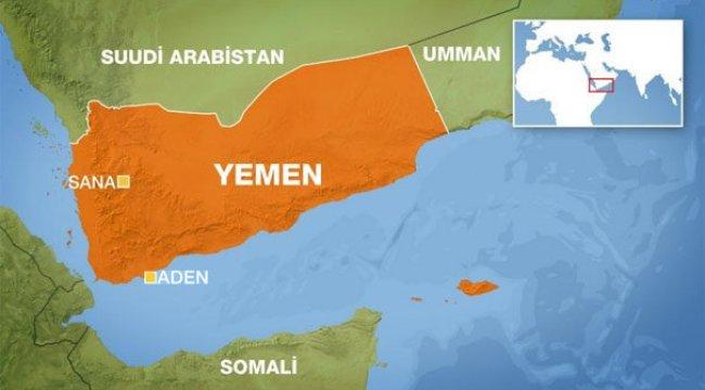 Yemen'de intihar saldırısı
