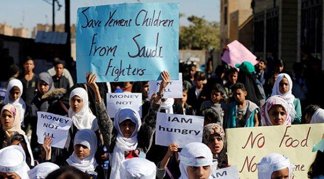 Yemen'e 20 gün sonra ilk yardım geldi