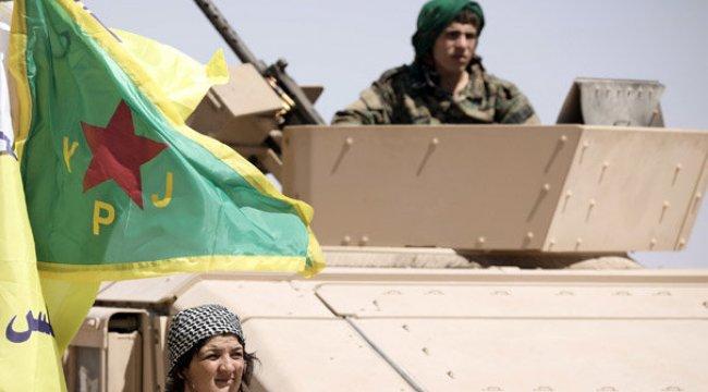 YPG: ABD askeri Suriye'de olmalı