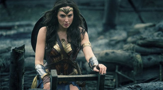 2017'nin En İyi Film Karakteri: 'Wonder Woman'