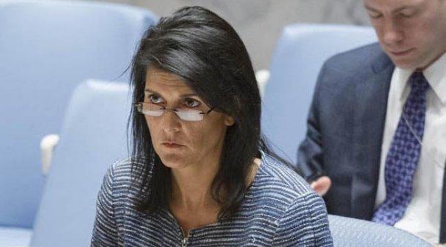 ABD'den flaş BM kararı: 285 milyon dolar azaltıyor