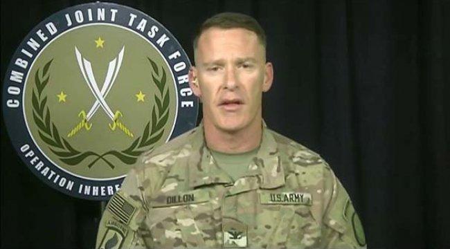 ABD'li komutan:Kaçan teröristler o bölgede
