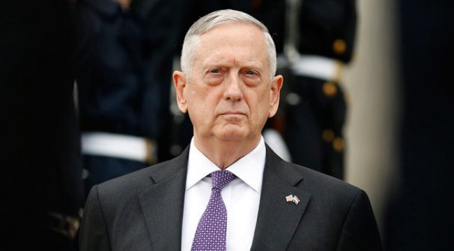 ABD Savunma Bakanı: İran'a bir askeri operasyon hedeflemiyoruz!