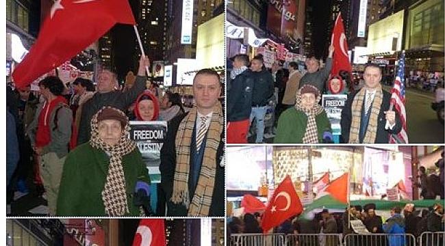 ABDli Türklerin Benim Haberim Kavgası