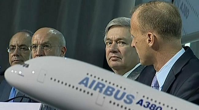 Airbus'ta Köklü Değişim