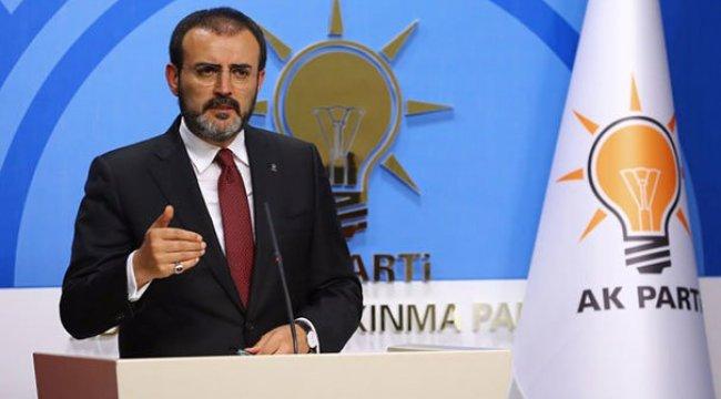 AK Parti Sözcüsü Mahir Ünal duyurdu! Sadece o iki günü kapsıyor...