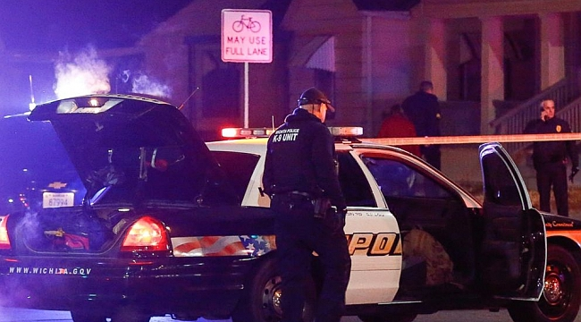 Alleged prank 'swatting' call turns deadly with fatal police shooting of man in Kansas