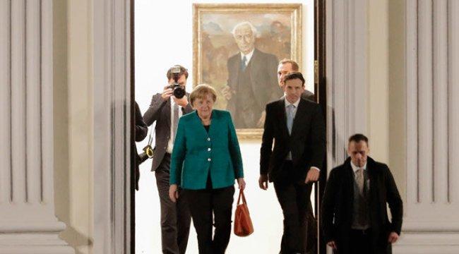 Almanya'da hükümet krizi bitiyor!