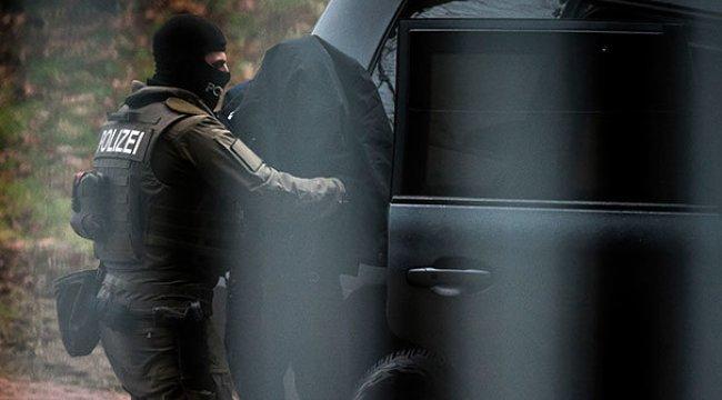 Almanya'da terör zanlısı yakalandı
