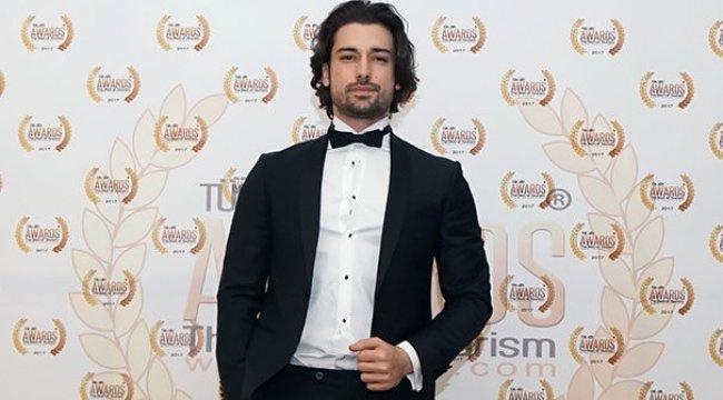 Alp Navruz'a 'En İyi Çıkış Yapan Oyuncu' ödülü
