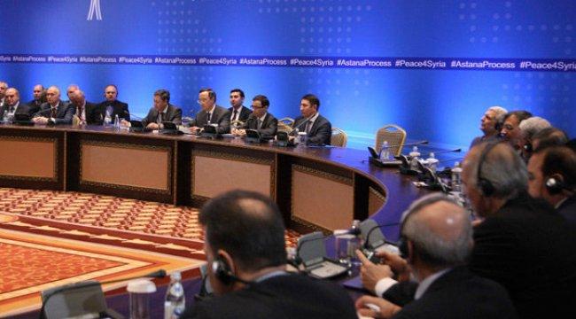 Astana'da bir Suriye zirvesi daha