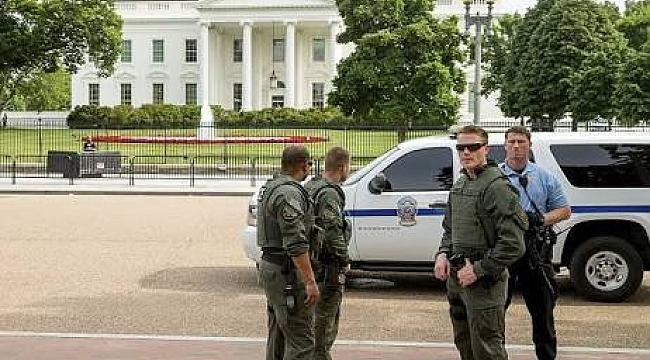 Beyaz Saray yakınlarında çatışma