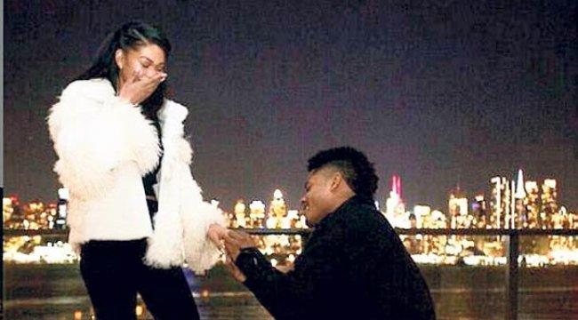 Chanel Iman Evlilik teklifi aldı