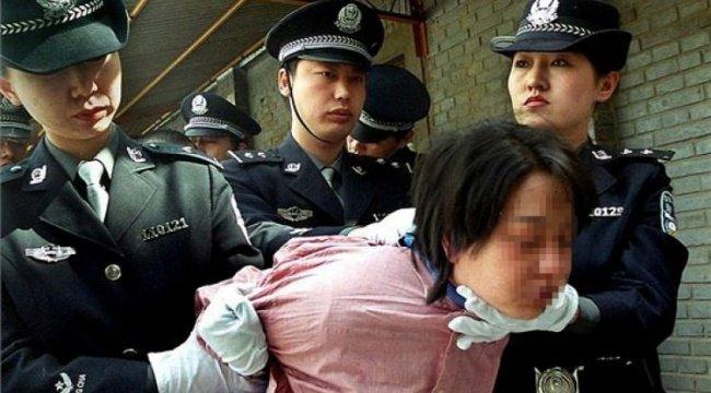Çin'de 10 kişiye idam cezası!