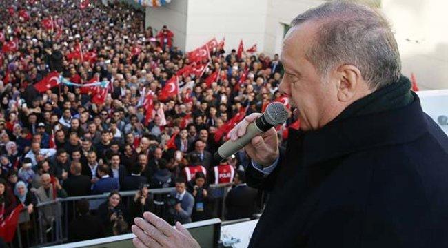 Cumhurbaşkanı Erdoğan'dan Karaman'a havalimanı müjdesi!