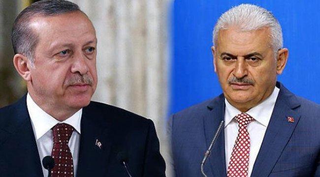 Cumhurbaşkanı Erdoğan ve Başbakan Yıldırım'dan İnönü mesajı