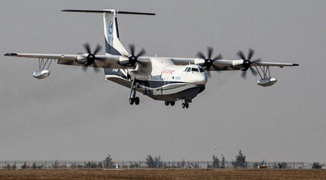Dünyanın en büyüğünden ilk uçuş