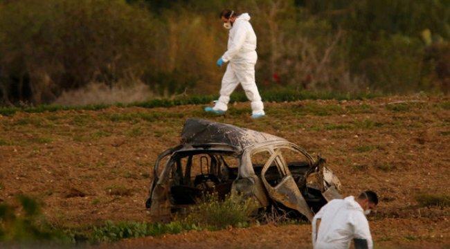 Gazeteci cinayetinde gözaltılar