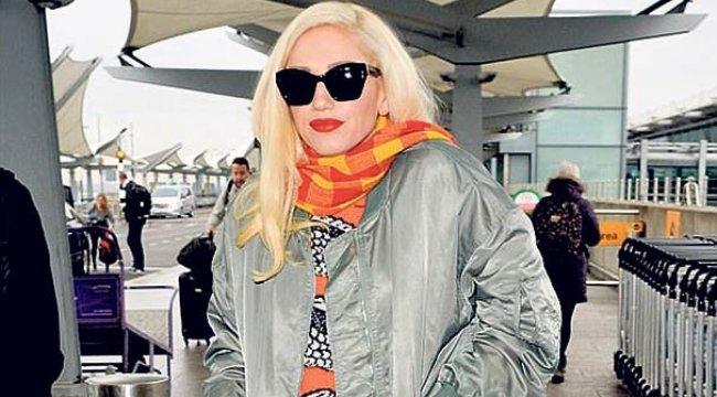Gwen Stefani Dubai yolcusu