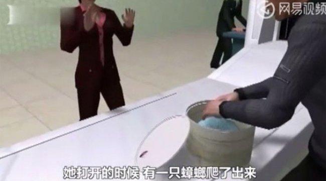 Havaalanında el bagajından 200 hamam böceği çıktı