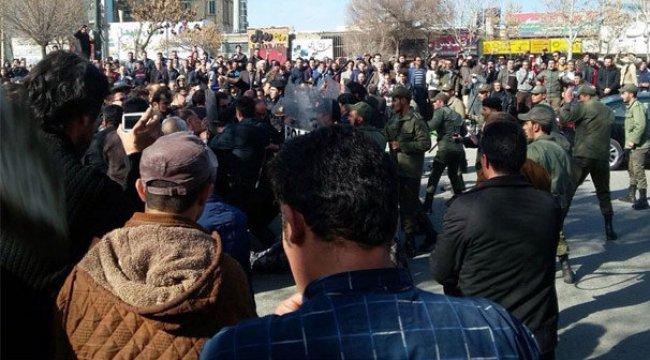 İran karıştı! Yeni gösteriler var