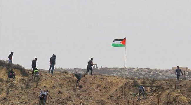 İsrail askerlerinin saldırısında 6 Filistinli yaralandı