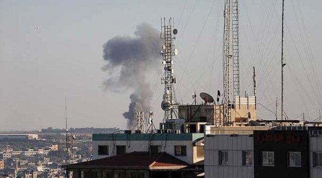 İsrail bu kez orayı vurdu