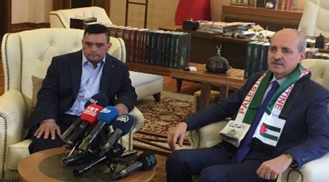 İsrail'in gözaltına aldığı Muhammed: Türk vatandaşı olmak istiyorum