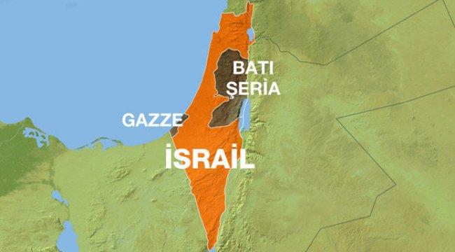 İsrail'in hava saldırısında Filistinliler hayatını kaybetti