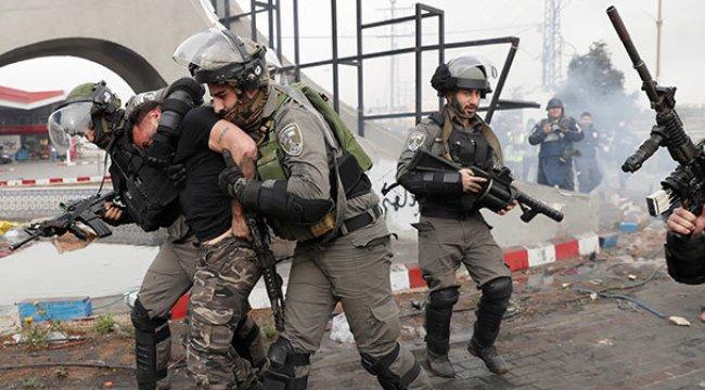 İsrail müdahale ediyor!
