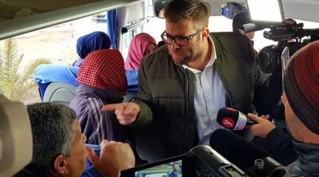 İsrailli milletvekilinden, Filistinli tutukluların ailelerinesaldırı