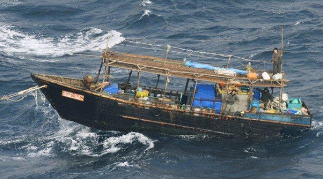 Japonya kıyılarında cesetler bulundu