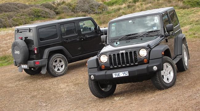 Jeep Wrangler Aracı olanlar Dikkat...