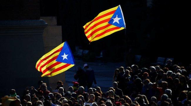 Katalan siyasetçiler serbest bırakıldı