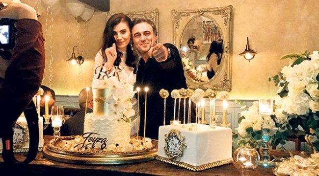 Kutsi ve Feyza Çıpa Evliliğe ilk adım