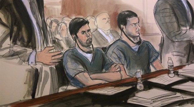 Maduro'nun akrabalarına ABD'de ağır hapis cezası