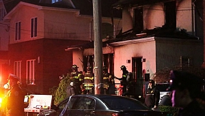 Mom, 3 kids killed in NYC house fire; dad, teens critical