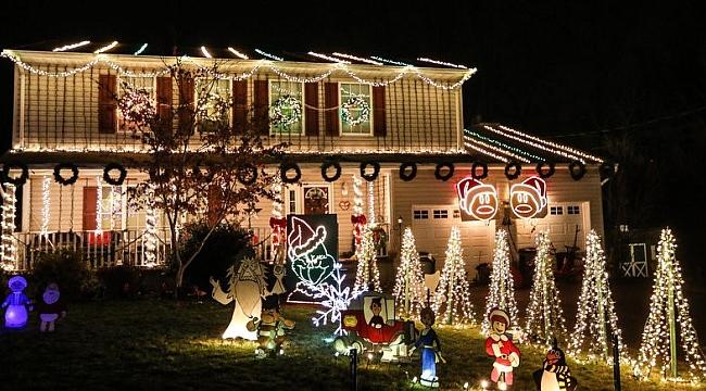 New Jersey'in en şaşalı 10 Noel Işığı