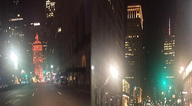 New York'ta Noel Geceleri