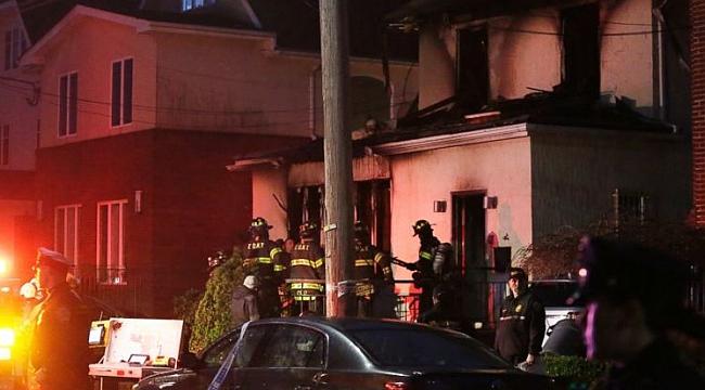 New York'ta Yangında Anne ve 3 Çocuk Öldü