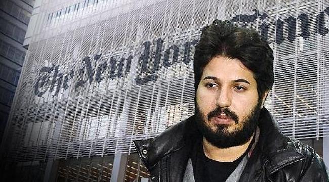 NYTimes'tan Zarrab Davasına Yoğun İlgi