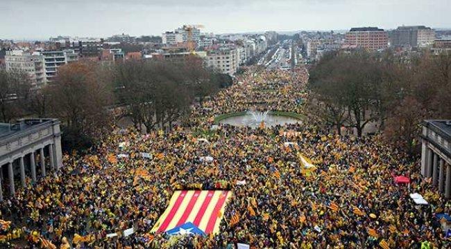 On binler Katalonya için toplandı!