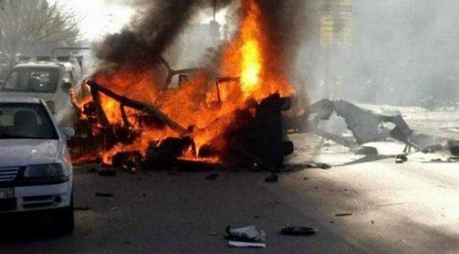 Otobüste bomba patladı! Çok sayıda ölü ve yaralı var