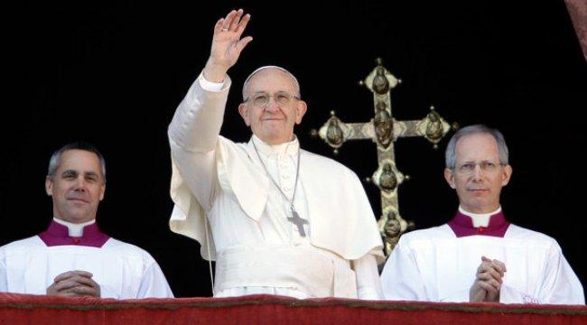 Papa'dan Noel mesajı: Filistin'de iki devletli çözüm!