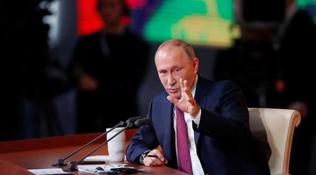Putin'den ABD'ye uyarı! 'Bir füze fırlatıp...'