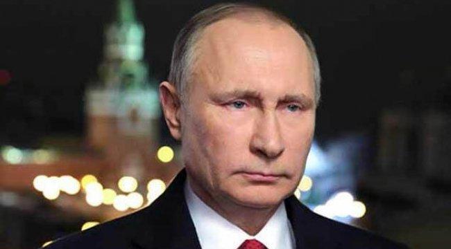 Putin'den nükleer çıkış!