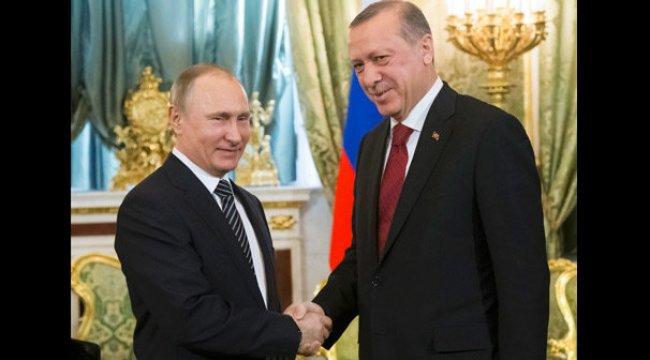 Putin duyurdu! Türkiye ve Rusya 2018'de...