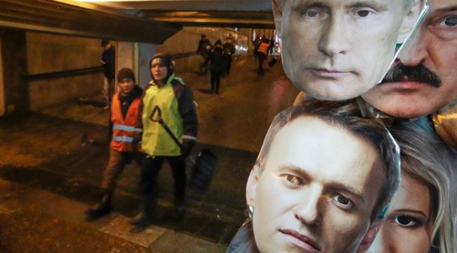 Rusya, 18 Mart'ta sandığa gidiyor