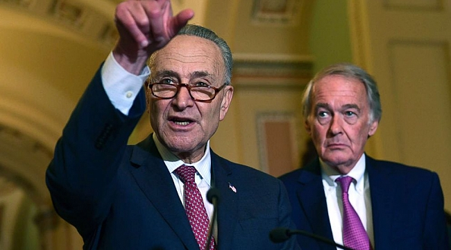 Sen. Chuck Schumer alerts police to alleged plot to smear him with sexual harassment claim