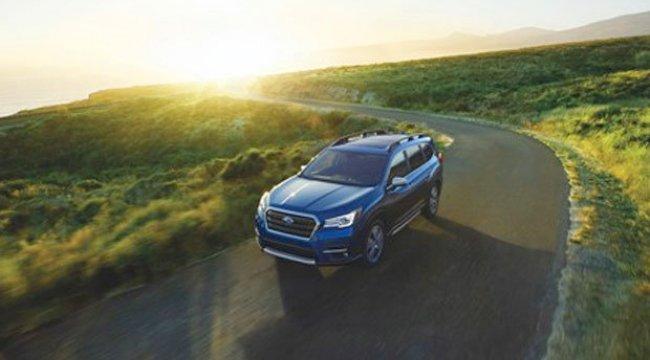 Subaru, yeni modelini tanıttı!